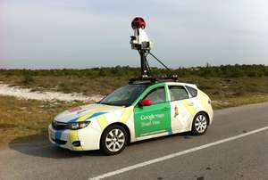 Google Street - Cover